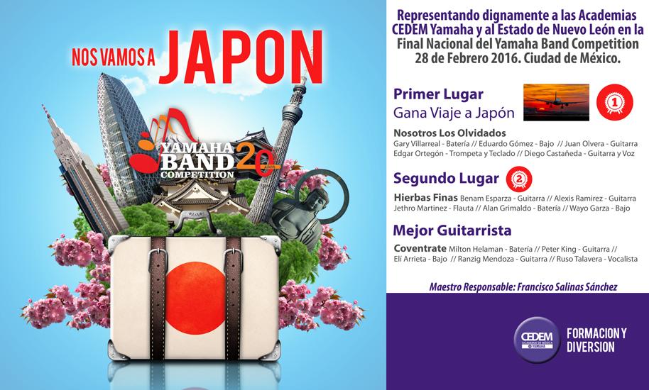 Nos Vamos a Japon